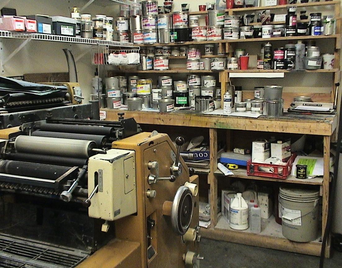 Historia drukarek